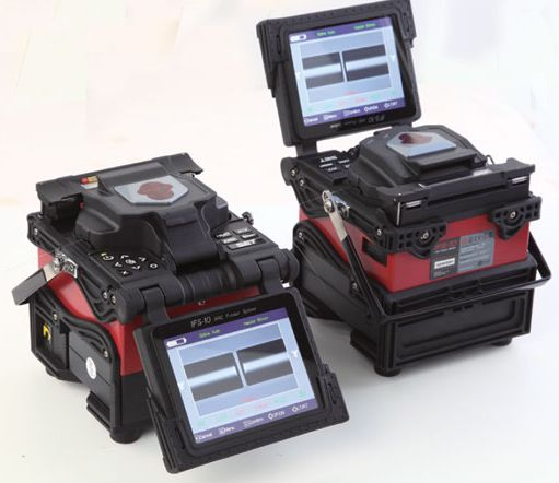 IFS-10 Fusion splicer